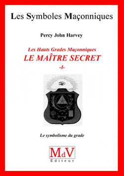 Le maitre secret. livre 1. tome 44 - Harvey Percy John