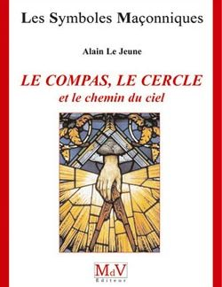Le compas, le cercle et le chemin du ciel. tome 46 - Lejeune Alain