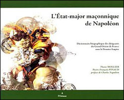 L'etat-major maconnique de napoleon. - Mollier Pierre