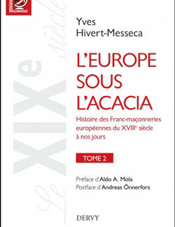 L'europe sous l'acacias tome 2 - Hivert-Messeca Yves